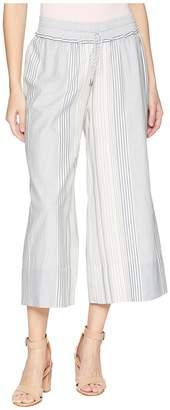 Splendid Smocked Waist Pants Women's Casual Pants