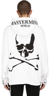 Hooded Zip-Up Heavy Cotton Sweatshirt