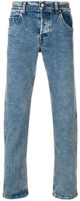 Gucci Classic tapered blue jeans