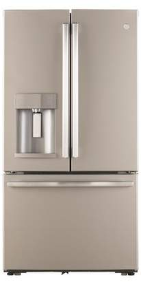 GE Appliances 27.8 cu. ft. Energy Star French Door Refrigerator