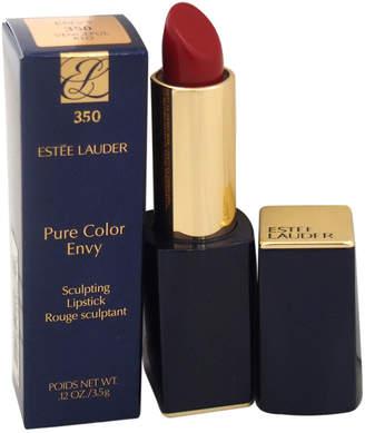 Estee Lauder # 350 Vengeful Red 0.12Oz Pure Color Lip Stick