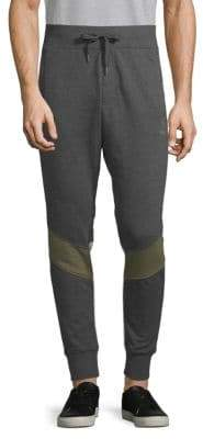 Puma Fusion Archive Colorblock Jogger Pants