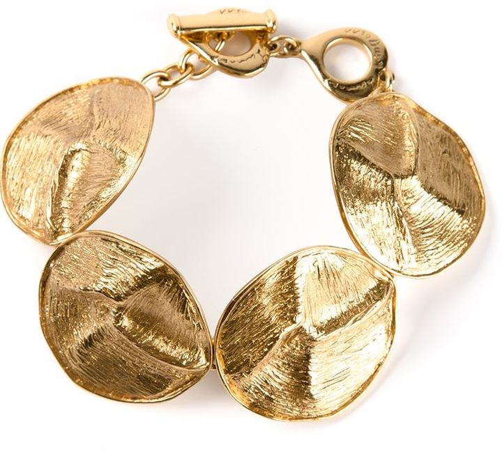 Saint Laurent Vintage chunky bracelet
