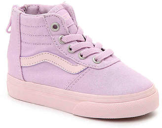 Vans Maddie Toddler High-Top Sneaker - Girl's