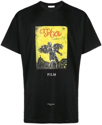 Ih Nom Uh Nit City of God T-shirt