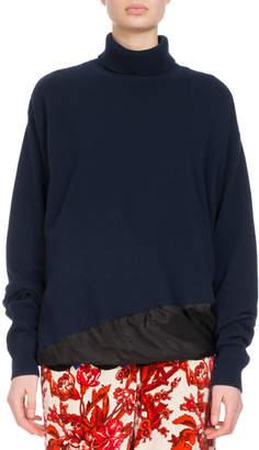 Dries Van Noten Tixiara Turtleneck Sweater
