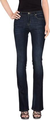 Twin-Set TWINSET Denim pants - Item 42548893QH