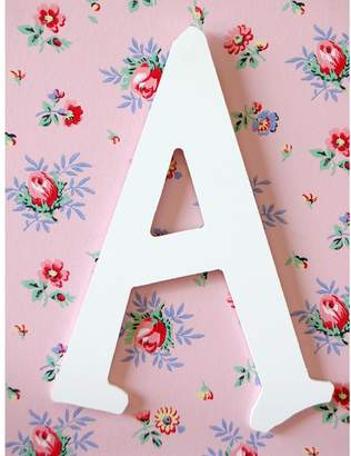 My Baby Sam A to Z Paintable Wooden Letters