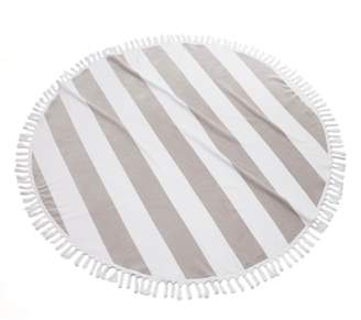 Kassatex Cabana Round Beach Towel