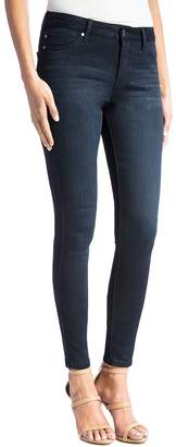 Liverpool Abby Skinny Legging Jeans in Dark Blue