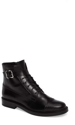 Tod's Lace Up Combat Bootie