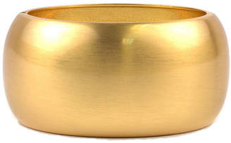 Bold Elements Gold Tone Bangle Bracelet