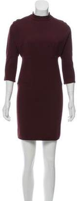 3.1 Phillip Lim Long Sleeve Knit Dress Long Sleeve Knit Dress