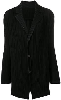 Issey Miyake pleated blazer