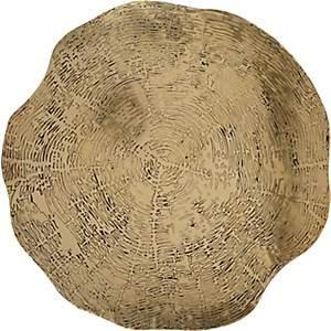 Kim Seybert Timber Placemat - Gold