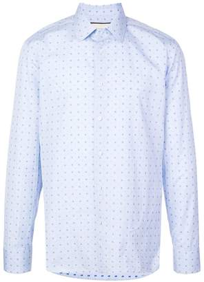 Gucci G dot fil coupé Oxford shirt