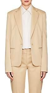 The Row Women's Felmon Virgin Wool One-Button Jacket - Roan Yellow