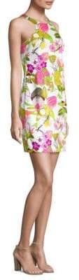 Aptos Floral-Print Dress