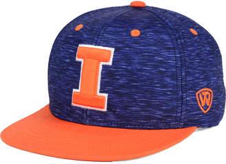 Top of the World Illinois Fighting Illini Energy 2-Tone Snapback Cap