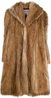 Moschino Teddy Bear coat