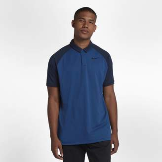 Nike Meska koszulka polo do golfa o standardowym kroju Dri-FIT. PL