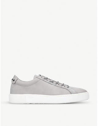 Tod's Tods Clean Cassetta suede trainers