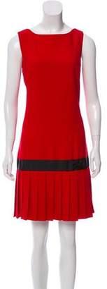 Karl Lagerfeld Paris Sleeveless Mini Dress