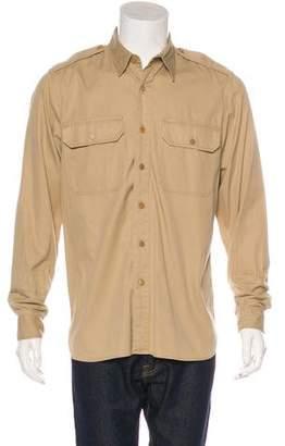 Ralph Lauren Utility Button-Up Shirt