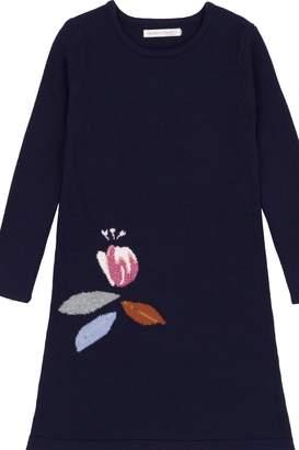 Deux Par Deux Girls Sweater Dress
