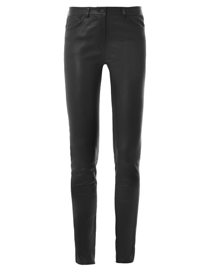 Alexander Wang Leather trousers