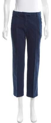 Incotex Mid-Rise Straight-Leg Pants w/ Tags
