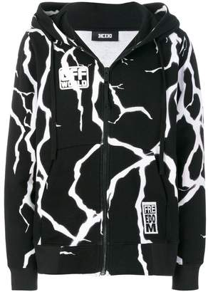 Kokon To Zai Thunder Off World hoodie