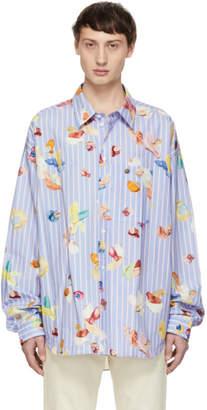 Acne Studios Multicolor Bla Konst Glanni Gum Shirt