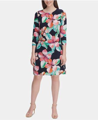 Tommy Hilfiger Printed Jersey Dress