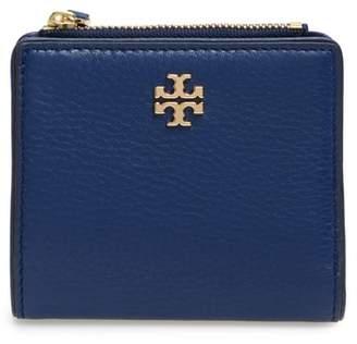 Tory Burch Marsden Leather Mini Wallet