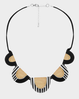 Turnabouts Statement Necklace