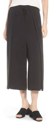 Eileen Fisher Crop Silk Pants