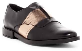 Miista Marta Metallic Striped Loafer