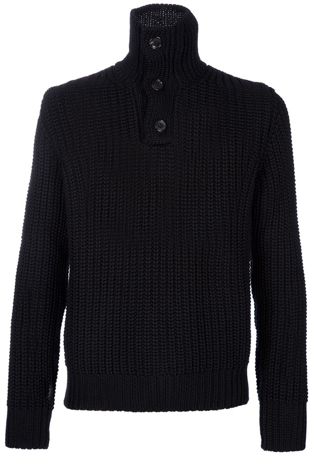 Roberto Collina Ribbed knit sweater