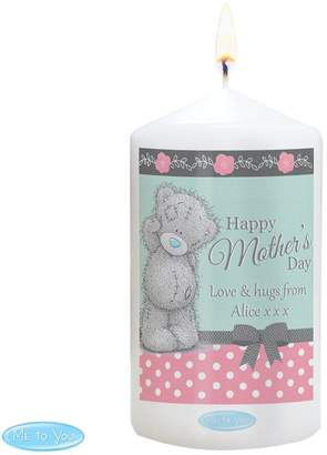 Me To You Personalised Mother's Day Candle
