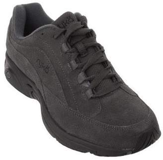 Ryka Suede Lace-up Walking Sneakers - Catalyst