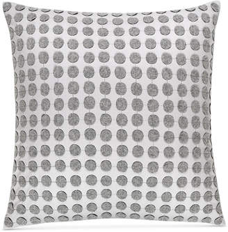 """Hotel Collection CLOSEOUT! Colonnade Dusk 18"""" Square Decorative Pillow, Created for Macy's"""