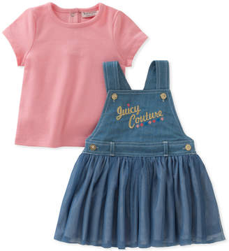 Juicy Couture Girls' Jumper Set
