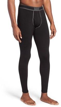 Men's Saxx 'Black Sheep' Moisture Wicking Long Underwear $84.95 thestylecure.com