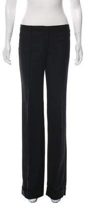 Balenciaga Wool Wide-Leg Pants w/ Tags
