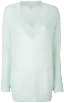 Temperley London Vネックセーター