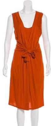 Chloé Sleeveless Midi Dress