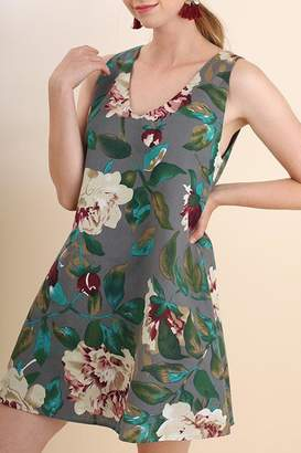 Umgee USA Garden Rose Dress