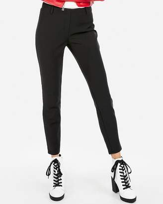Express Petite Mid Rise Extreme Stretch Pull-On Ankle Leggings