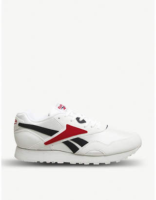 Reebok Rapide low-top faux-leather trainers